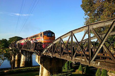 Travel - Bridge River Kwai